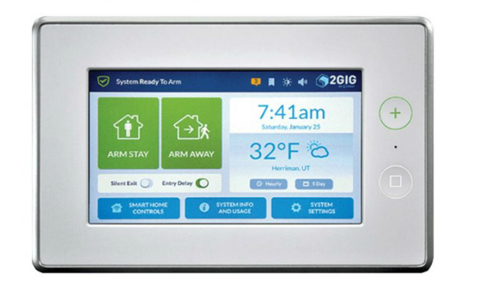 Nortek Security & Control announces ELAN integration with the 2GIG GC3 control panel