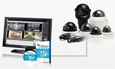 SeeTec integrated IP video solutions with Bosch