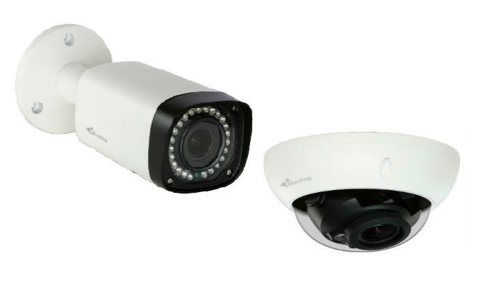 Illustra Essentials adds varifocal mini-dome and bullet cameras