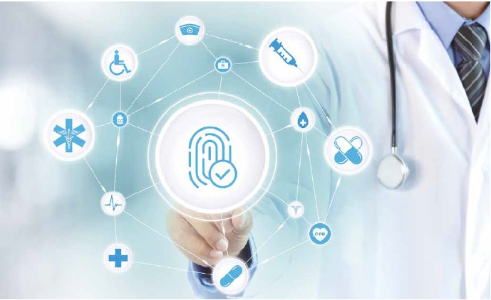 Making healthcare facilities more secure with biometrics