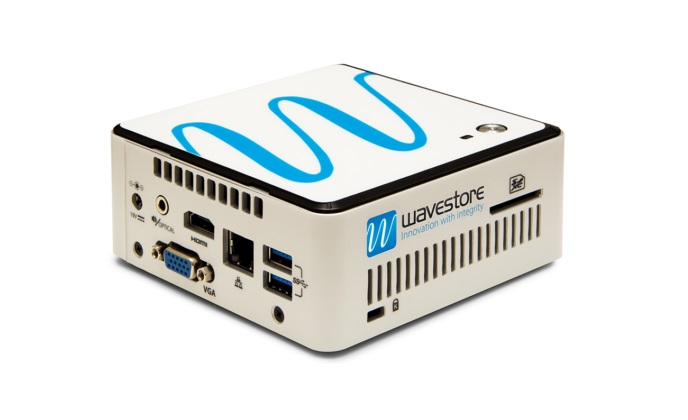 Wavestore launches small systems NVRs pre-installed with latest VMS