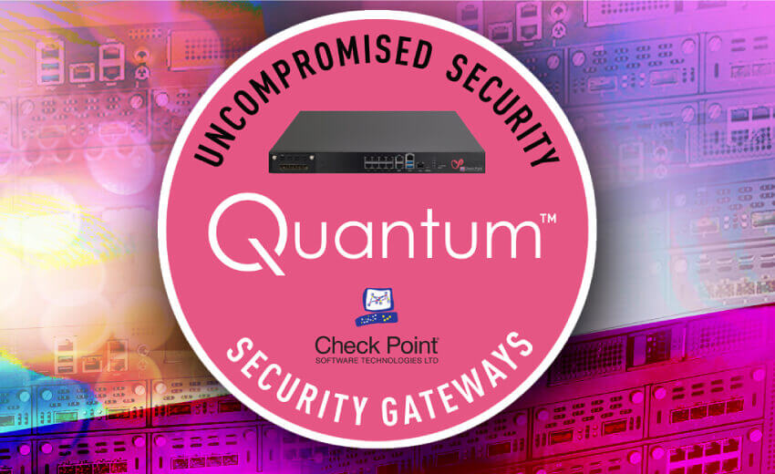 Check Point extends infinity architecture with full range of new gateways
