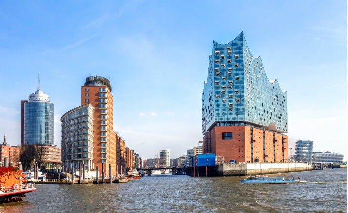A delight without a doubt – Dallmeier video security solution in the Elbphilharmonie