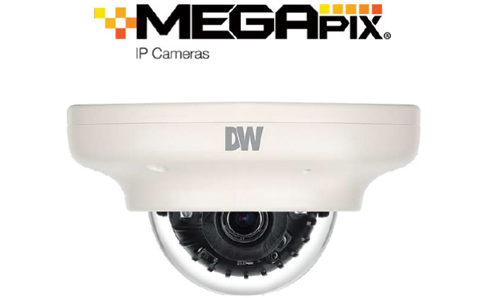 Digital Watchdog adds 2.1 MP mini vandal dome IP cameras