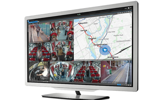 March Networks launches video recording for rail and bus fleets