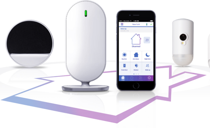 Essence works with the Google Assistant to deliver voice-activated IoT control