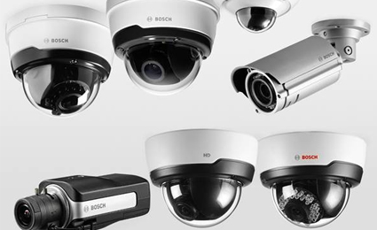 Expanded IP camera portfolio from Bosch makes professional surveillance easy for everyone