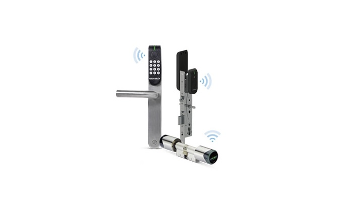 Aperio V3 enables integration of wireless access control from ASSA ABLOY