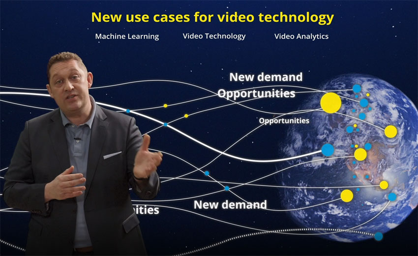 "Video is the ""new next of the 21st century"": Milestone Systems"