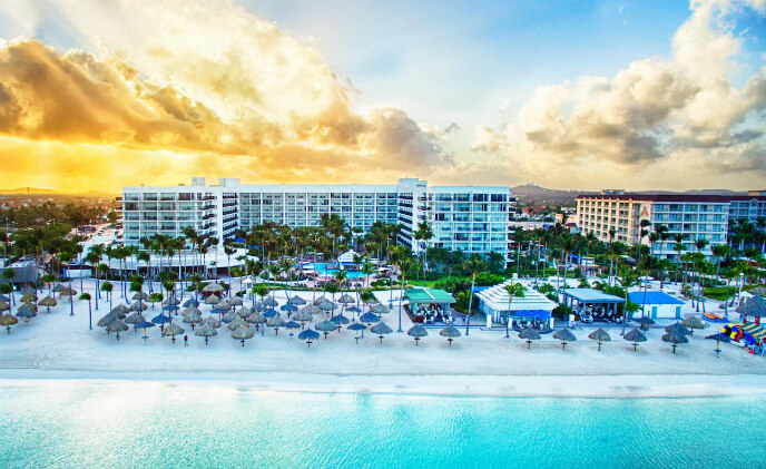 Aimetis Symphony VMS enhances efficiency for Aruban hospitality