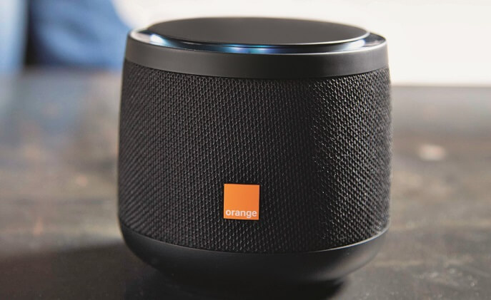 Orange to launch smart speaker and more smart home services in 2019