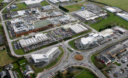Purfleet industrial park secured with Brickcom cameras