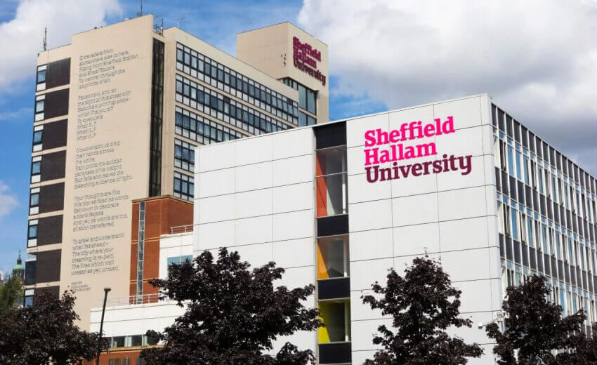 Futureproofing security at Sheffield Hallam University with Milestone XProtect