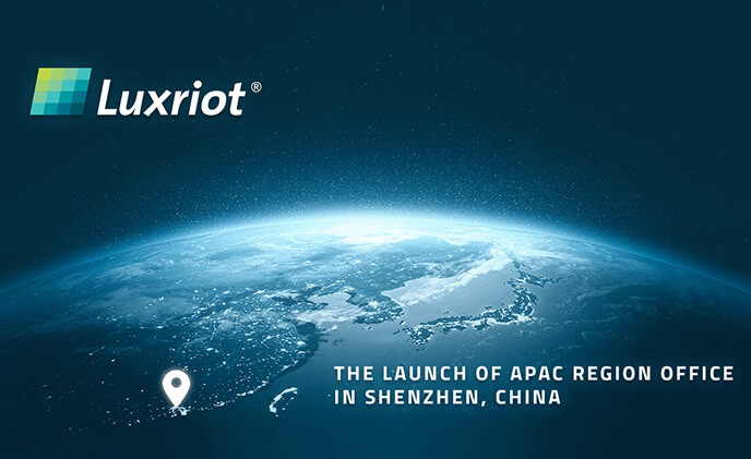 Luxriot expands to APAC region