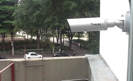 Brazilian Fire Department upgrades security with VIVOTEK cameras