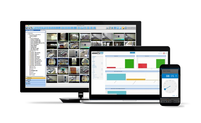exacqVision 7.6 improves client performance