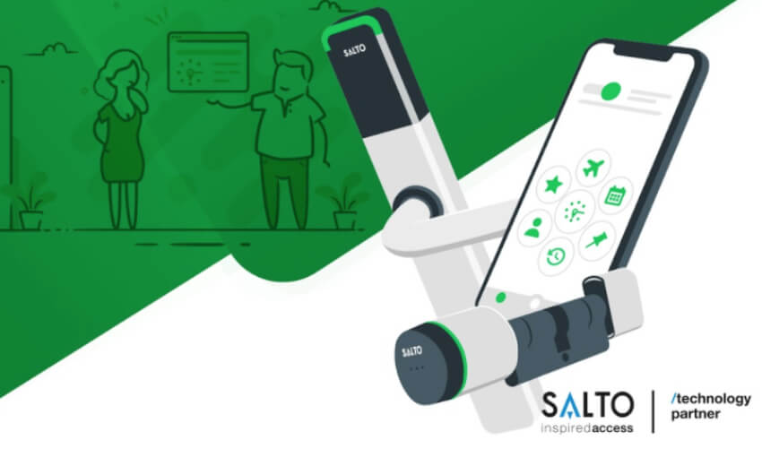 SALTO KS integrates with FICHAJ.ES Time-Attendance management software