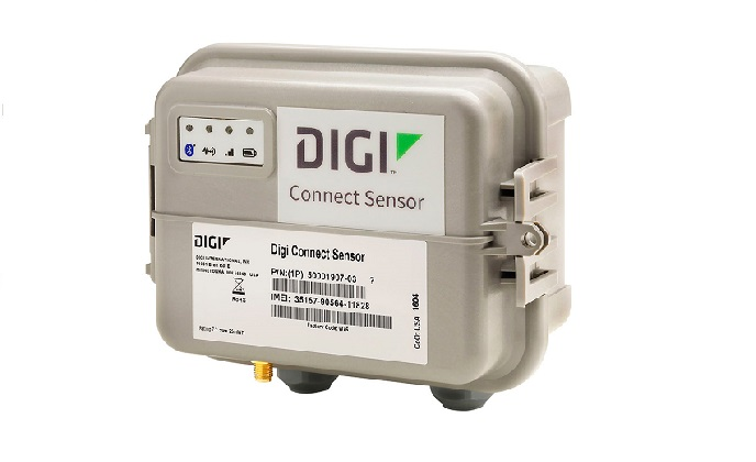Digi International Connect Sensor+ for remote intelligent communication