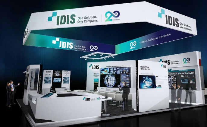 IDIS to celebrate 20 years of surveillance at IFSEC International 2017