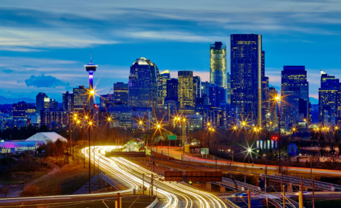 Calgary upgrades GTT Opticom Traffic Signal Priority system
