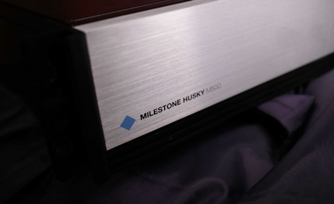 Milestone announces general availability of Husky M500 Advanced NVR