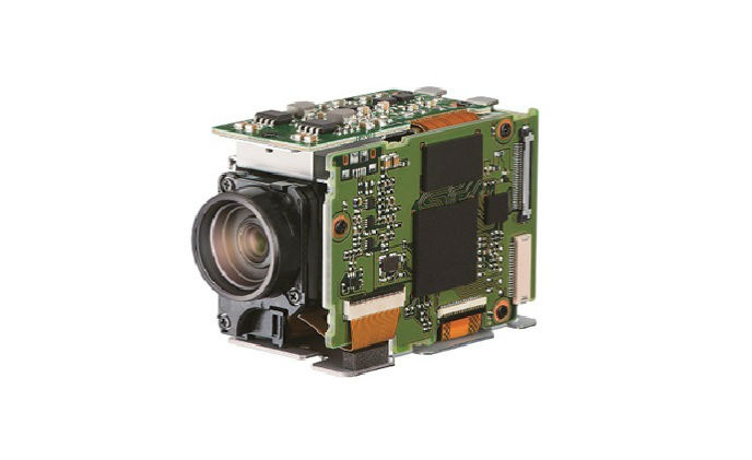 Tamron ultra-compact camera module with optical vibration compensation