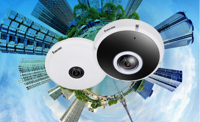 VIVOTEK debuts new H.265 deep learning fisheye cameras with Smart 360 VCA