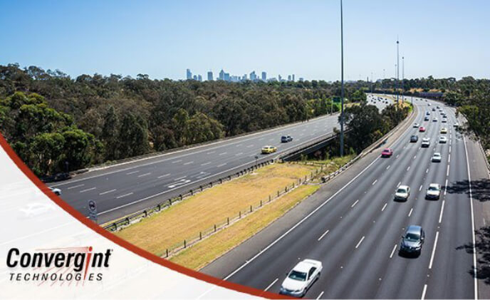 Convergint delivers a new video surveillance solution for the EastLink tollway