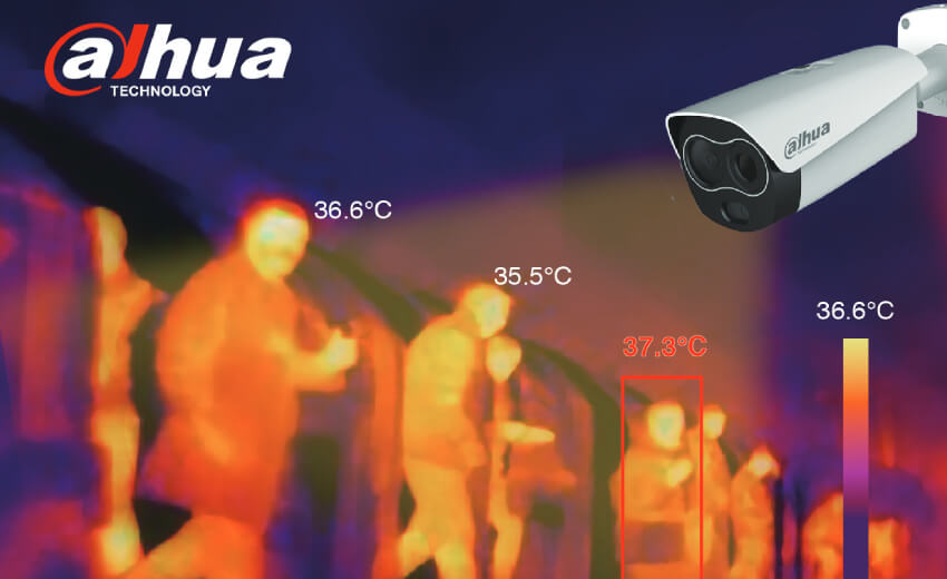 Dahua thermal solution supports epidemic prevention and control