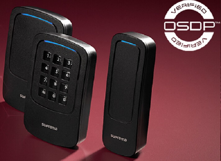 Suprema's outdoor compact card reader, XPass D2, acquires SIA OSDP certification