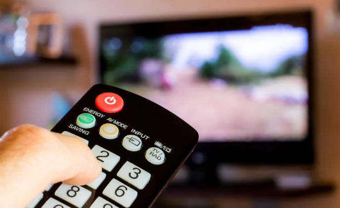 Forget mobile, now access security on your TV