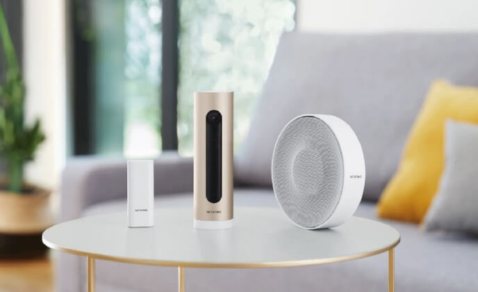 Netatmo announces availability of its Smart Alarm System with Camera