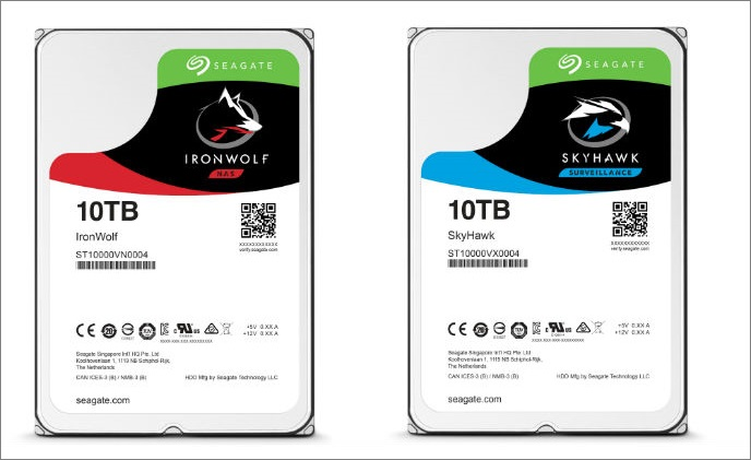 Seagate unveils the industry