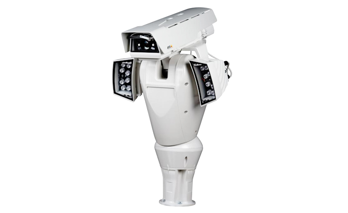 Axis announces a new series of visual and thermal high-speed pan-tilt (PT) head network cameras