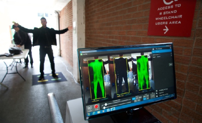 Digital Barriers ThruVis helped keep people safe at UK benefit concert