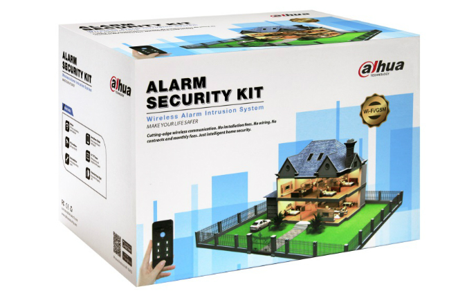 Dahua's new alarm adds safety to home living