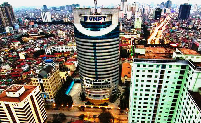 Vietnam Post and Telecom group selects NEDAP for hands-free elevator access