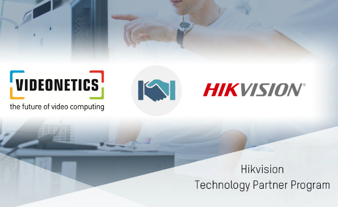 Hikvision announces technology integration with Videonetics