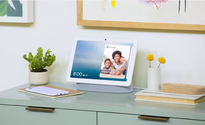 Google Nest Hub Max becomes the first certified  'Built on Thread' device