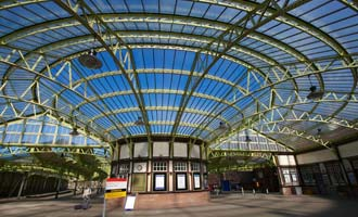 ASL Public Address System Alerts UK Rail Station