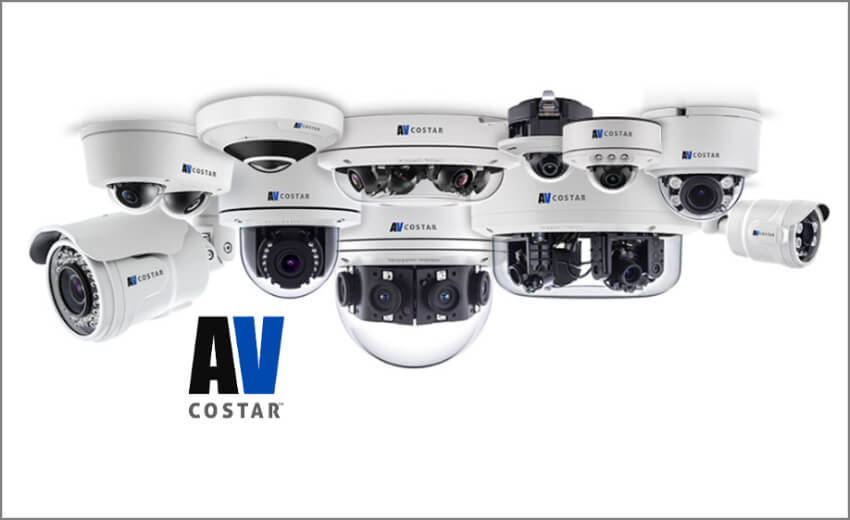 AV Costar expands ConteraIP megapixel camera series