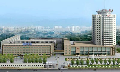 Axis video encoders solution choosed by 'Class III Grade A' hospital, China