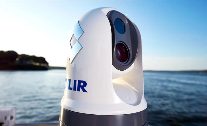 FLIR introduces M300 series marine cameras