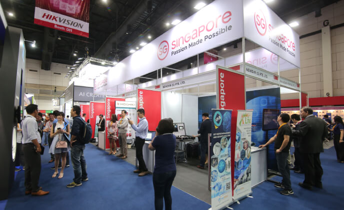 Singapore Pavilion returns to Secutech Thailand with smart city solutions