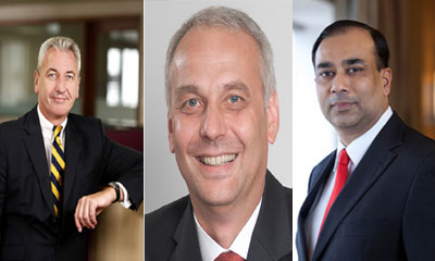 Siemens AG appoints 3 new Asia regional CEOs