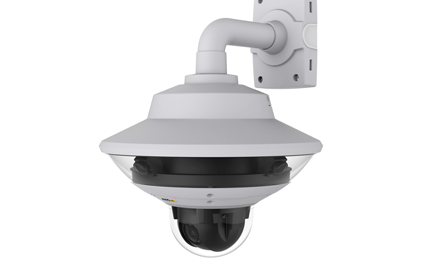 Axis announces innovative surveillance solution with full 360° overview and detailed zoom