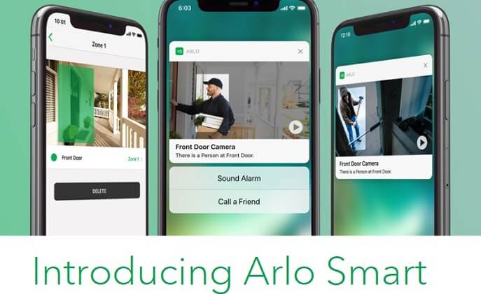 Arlo Smart subscription services arrive in UK, Australia and New Zealand