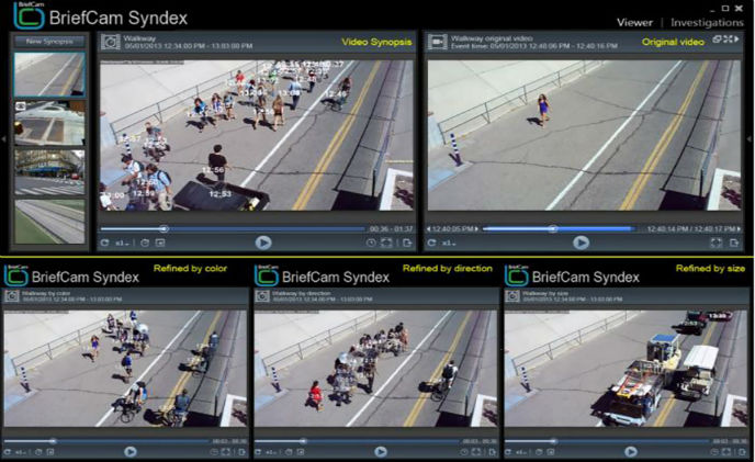 BriefCam's Syndex certified again by Milestone Systems