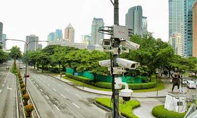 Philippine financial center deploys Firetide mesh network to alleviate traffic congestion