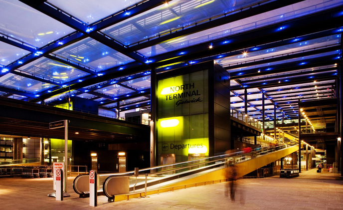 CEM Systems provide innovative security upgrade for London Gatwick Airport